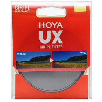 Hoya Filtro UX PL Circular 62mm