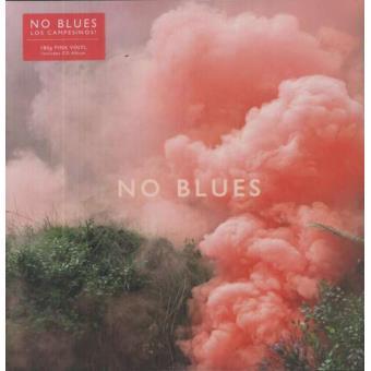No Blues (180g) (Limited Edition) (Pink Vinyl) (LP+CD)