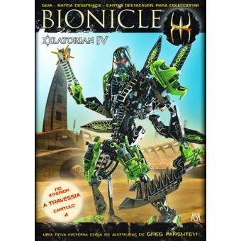 Bionicle - Glatorian IV