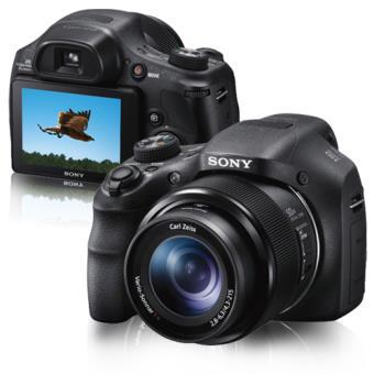 Sony Cyber-shot DCS-HX300 (Preta)
