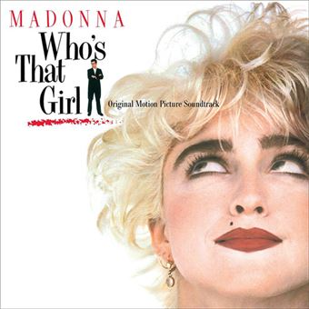 BSO Who's That Girl - LP