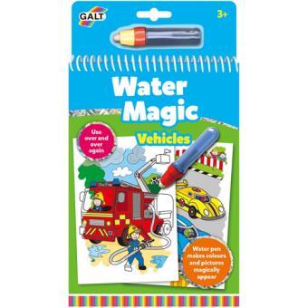 Magia com Água: Veículos