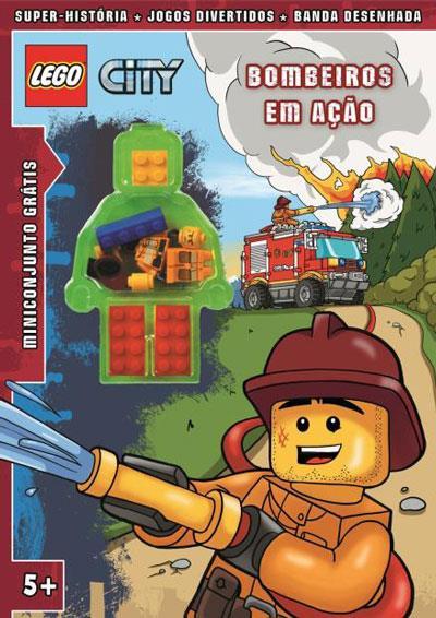 Lego City - O Grande Assalto/Bombeiros em Ação
