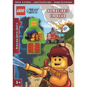LEGO City - Bombeiros em Ação