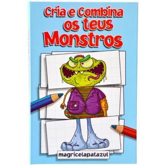 Cria e Combina os teus Monstros