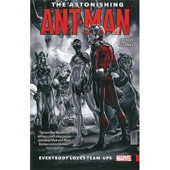 The Astonishing Ant-Man Vol 1
