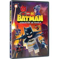 LEGO DC Batman: Assuntos de Família - DVD