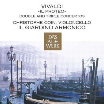Vivaldi: Double & Triple Concertos