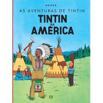 TintinTintin na América