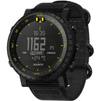 Relógio Desporto Suunto Core - Black Yellow TX