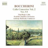 BOCCHERINI-CONC. P/CELLO N.5,6,7,8