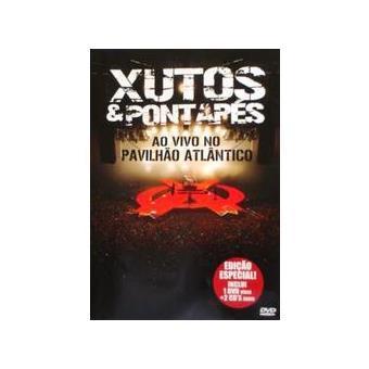 Xutos & Pontapés - Ao Vivo no Pavilhão Atlântico