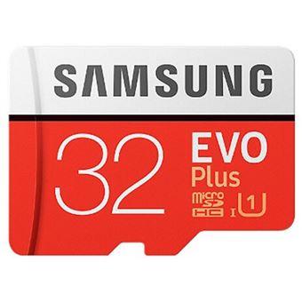 Cartão Memória MicroSDHC Samsung Evo+ U1 - 32GB