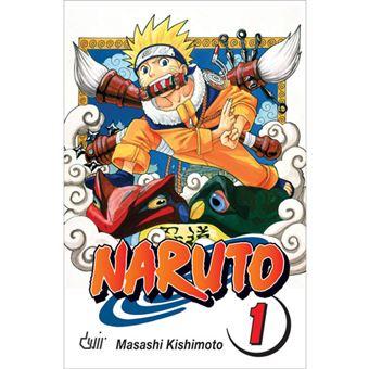 Naruto - Livro 1: Uzumaki Naruto!