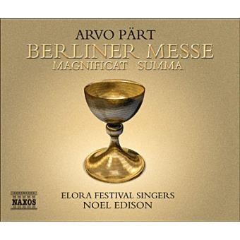 Pärt | Berliner Messe