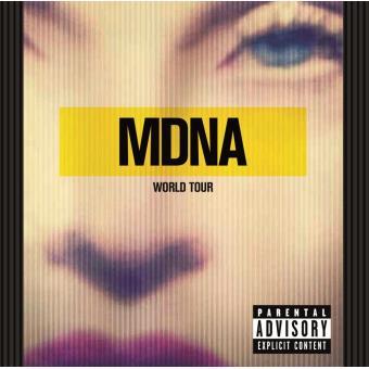 Mdna Tour (2CD)