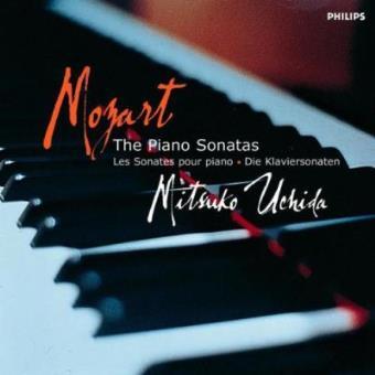 Mozart | The Piano Sonatas (5CD)