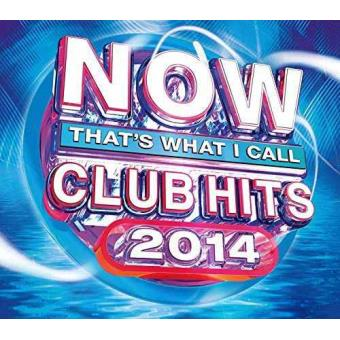 Now That's What I Call Club Hits 2014 (3CD)
