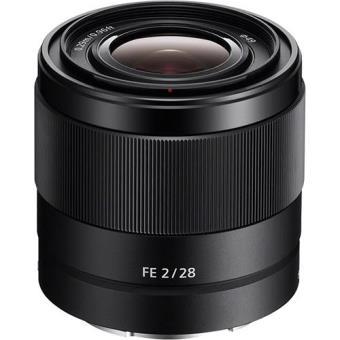 Objetiva Sony FE 28mm f/2