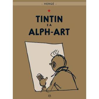 TintinTintin e a Alph-Art