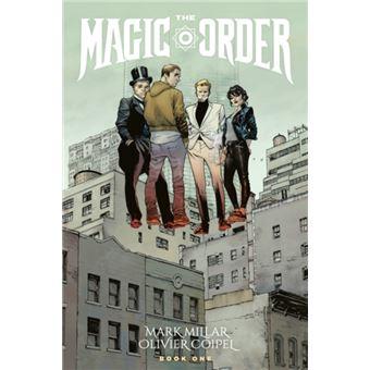 Magic order volume 1