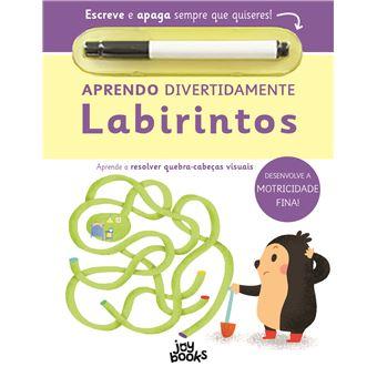 Aprendo Divertidamente - Labirintos