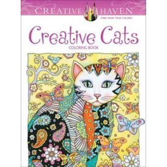 Creative haven creative cats colori