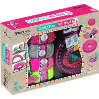 Craft&Fun Kit Tricô 6 em 1 - Science4you