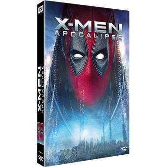 X-Men: Apocalipse - Edição Photobomb - DVD