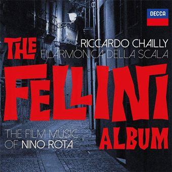 The Fellini Album - CD