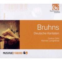 Bruhns   German Cantatas