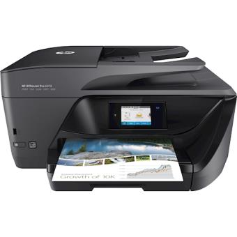 HP OfficeJet Pro 6970 600 x 1200DPI Jato de tinta A4 20ppm Wi-Fi Preto multifunções