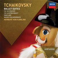Tchaikovsky: Ballet Suites - CD
