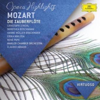 Mozart | Die Zauberflöte (Highlights)