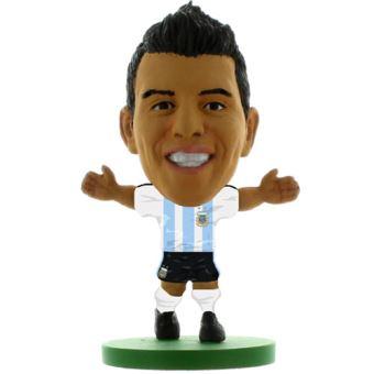 Soccerstarz Sergio Agüero Seleção Argentina 5cm