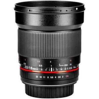 Samyang Objetiva 16mm T2.2 ED AS UMC CS VDSLR (Canon)