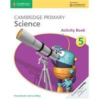 Cambridge Primary Science Stage 5 Activity Book