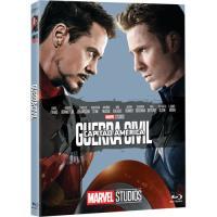 Capitão América: Guerra Civil - Capa de Colecionador - Blu-ray