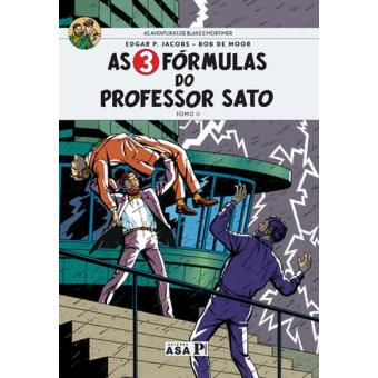 As 3 Fórmulas do Professor Sato Vol 2