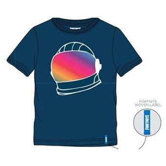 T-Shirt Fortnite Battle Royale - Tamanho 14 Anos