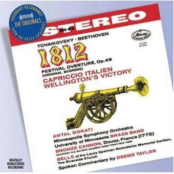 Tchaikovsky | 1812 Overture & Capriccio Italian