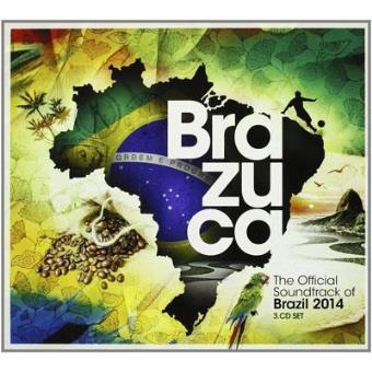 Brazuca: The Official Soundtrack of Brazil 2014 (3CD)