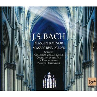 Mass in B Minor - CD