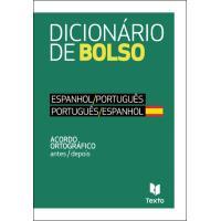 Dicionário de Bolso Espanhol/Português - Português/Espanhol