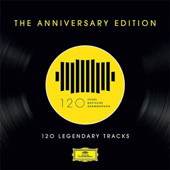 The Anniversary Edition: 120 Legendary Tracks - 7CD