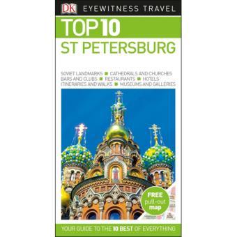 Eyewitness Top 10 Travel Guide - St Petersburg