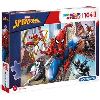 Puzzle Maxi Spiderman - 104 Peças - Clementoni