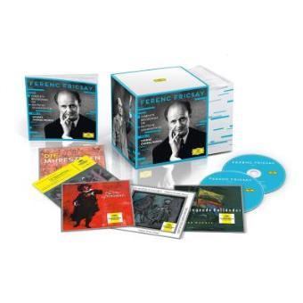 Ferenc Fricsay - Complete Recordings on Deutsche Grammophon Vol.2   Opera & Choral Works (37CD)