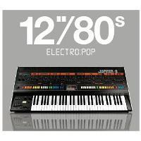 """12""""/80's Electro Pop (3CD)"""