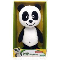 Peluche Panda Dança Comigo - Concentra